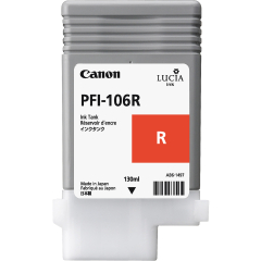 Canon PFI-106R Red Ink Tank