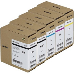 Canon PFI-110 Ink Tank Set