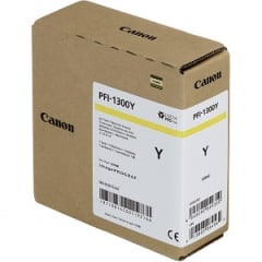 Canon PFI-1300Y Yellow Ink Tank