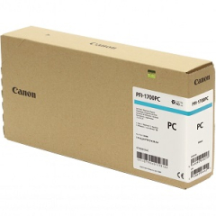Canon PFI-1700PC Photo Cyan Ink Tank