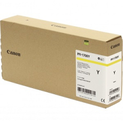 Canon PFI-1700Y Yellow Ink Tank