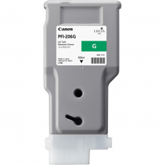 Canon PFI-206G Green Ink Tank