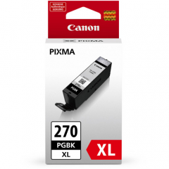 Canon PGI-270XL Pigment Black Ink Tank