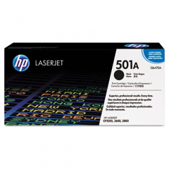 HP Q6470A Black Toner Cartridge