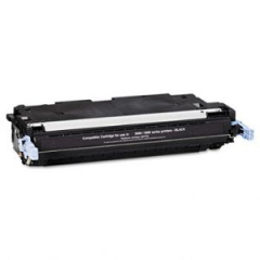 Premium Compatible Q6470A Black Toner Cartridge