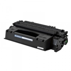 Compatible MICR Q7553X Black Toner Cartridge