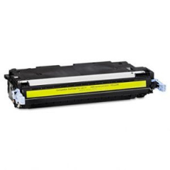 Premium Compatible Q7582A Yellow Toner Cartridge