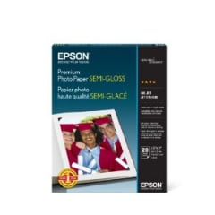 Epson S041331 Premium Photo Paper Semi-gloss