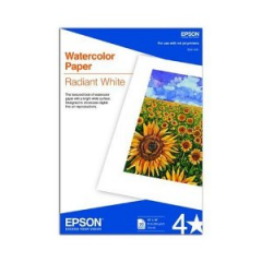Epson S041351 Watercolor Radiant White