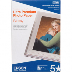 Epson S042181 Ultra Premium Photo Paper