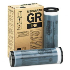Risograph S-539 Black Ink Cartridge