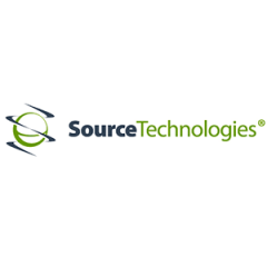 Source Technologies IPDS MICR ST9830 Network Printer With A Secure Duplex Attachment