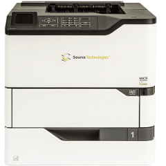 Source Technologies Secure MICR ST9830 Network Check Printer