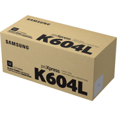 Samsung CLT-K604L Black Toner Cartridge