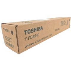 Toshiba TFC25K Black Toner Cartridge
