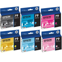 Epson T079 Ink Cartridge Value Pack