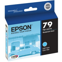 Epson T079520 Light Cyan Ink Cartridge