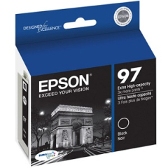 Epson T097120 Black Ink Cartridge