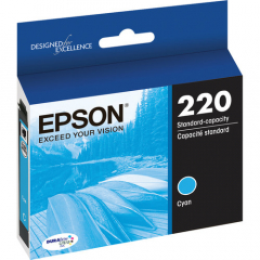 Epson T220220 Cyan Ink Cartridge