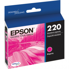 Epson T220320 Magenta Ink Cartridge