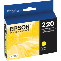 Epson T220420 Yellow Ink Cartridge