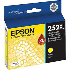 Epson T252XL420 Yellow Ink Cartridge