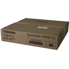 Toshiba T281CC Cyan Toner Cartridge
