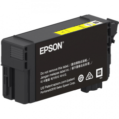 Epson T40V420 Yellow Ink Cartridge