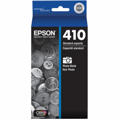 Epson T410120 Photo Black Ink Cartridge