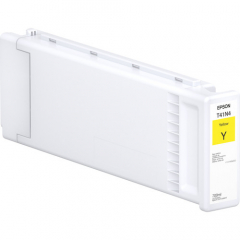 Epson Ultrachrome Yellow Ink Cart, 700 Ml (T41N420)