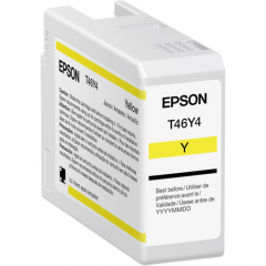 Epson T46Y (T46Y400) Yellow Ink Cartridge