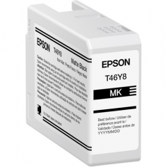 Epson T46Y (T46Y800) Matte Black Ink Cartridge