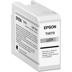 Epson T46Y (T46Y900) Light Gray Ink Cartridge