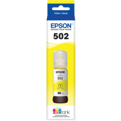 Epson T502420 Yellow Ink Bottle