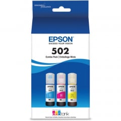 Epson T502520 Multi-Color Ink Bottles