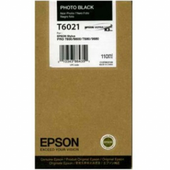 Epson T602100 Photo Black Ink Cartridge