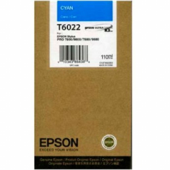 Epson T602200 Cyan Ink Cartridge