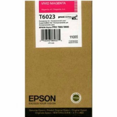 Epson T602300 Vivid Magenta Ink Cartridge