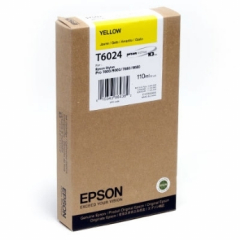 Epson T602400 Yellow Ink Cartridge