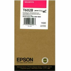 Epson T602B00 Magenta Ink Cartridge