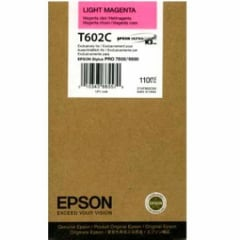 Epson T602C00 Light Magenta Ink Cartridge