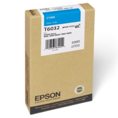 Epson T603200 Cyan Ink Cartridge