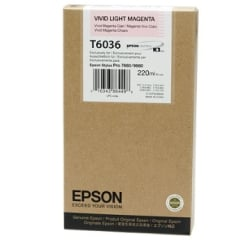 Epson T603600 Vivid Light Magenta Ink Cartridge