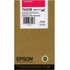 Epson T603B00 Magenta Ink Cartridge