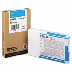 Epson T605200 Cyan Ink Cartridge