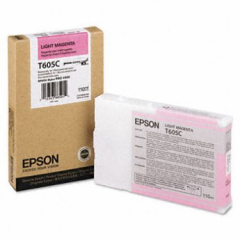 Epson T605C00 Light Magenta Ink Cartridge