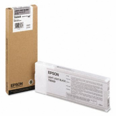 Epson T606900 Light Light Black Ink Cartridge
