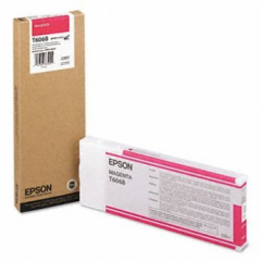 Epson T606B00 Magenta Ink Cartridge