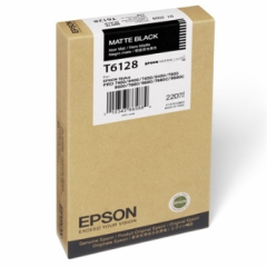 Epson T612800 Matte Black Ink Cartridge