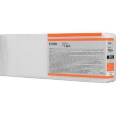 Epson T636A00 Orange Ink Cartridge